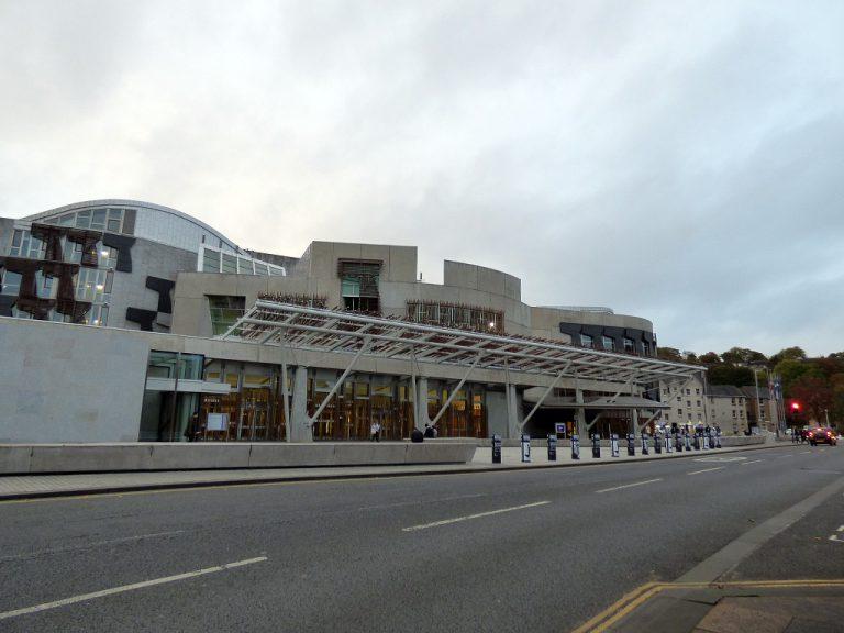 parlamento scozzese