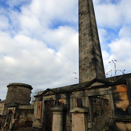 calton hill cimitery