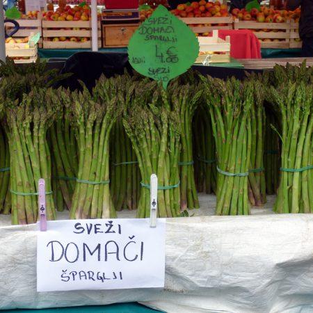 lubiana mercato centrale agricoltori