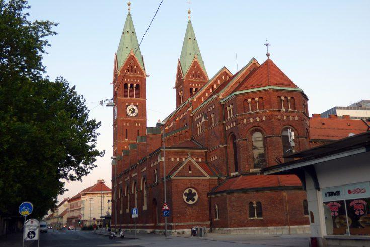 chiesa francescana maribor