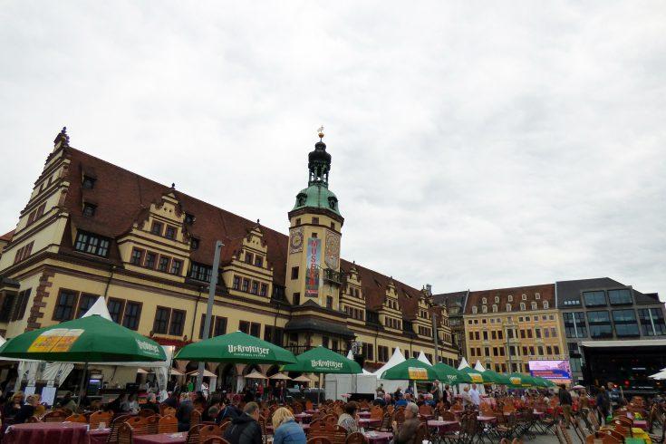 lipsia vecchio municipio
