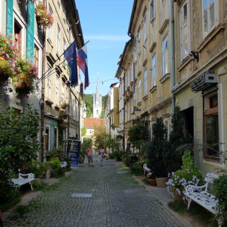 lubiana slovenia strada