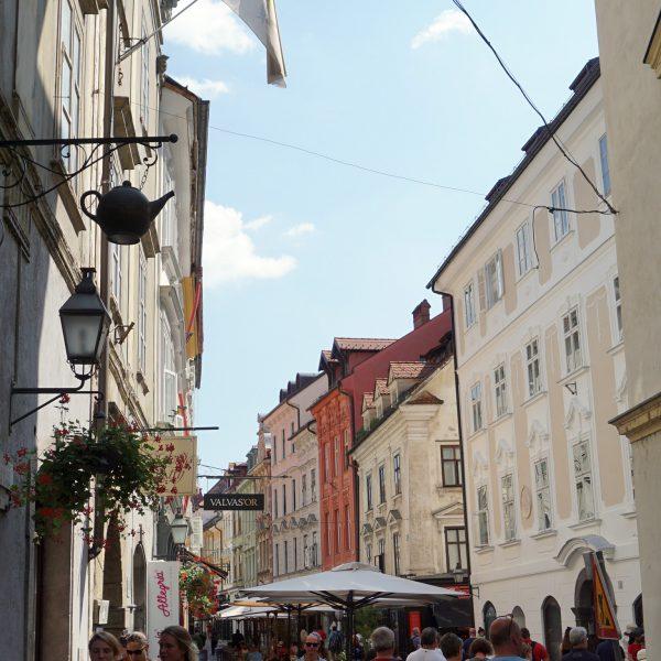 lubiana stari trg slovenia