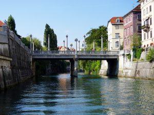 lubiana ljubljanica ponte