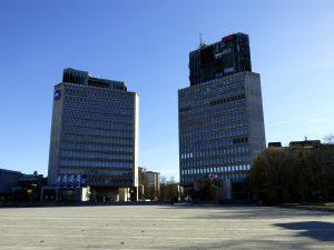 piazza della repubblica lubiana
