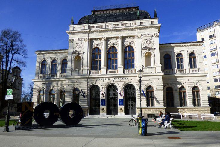 galleria nazionale slovena lubiana