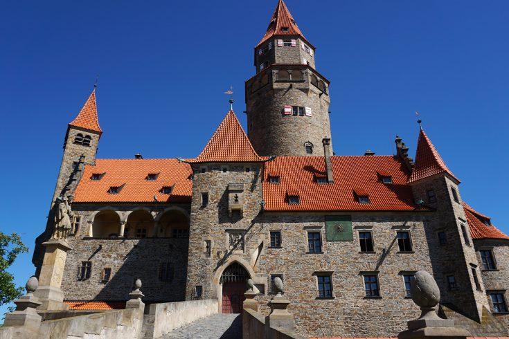 bouzov castello fantaghirò moravia repubblica ceca