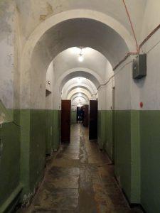 museo delle vittime del genocidio sotterranei con prigioni vilnius lituania