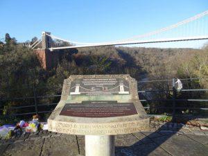 inghilterra bristol ponte sospeso di clifton informazioni sulla costruzione
