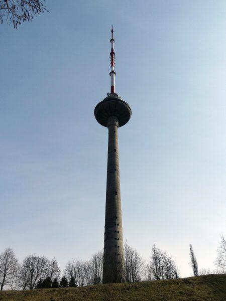 torre televisiva vilnius lituania