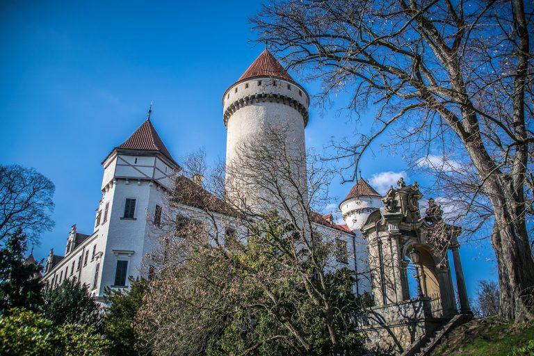 castello konopiste carlo IV gita da praga