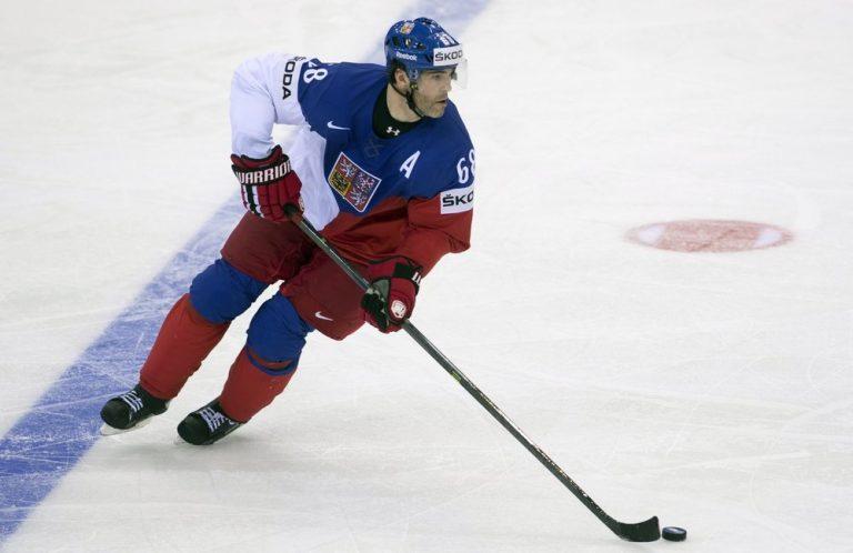 Jaromir Jagr è uno dei moderni eroi nazionali ed il più grande giocatore di hockey ceco
