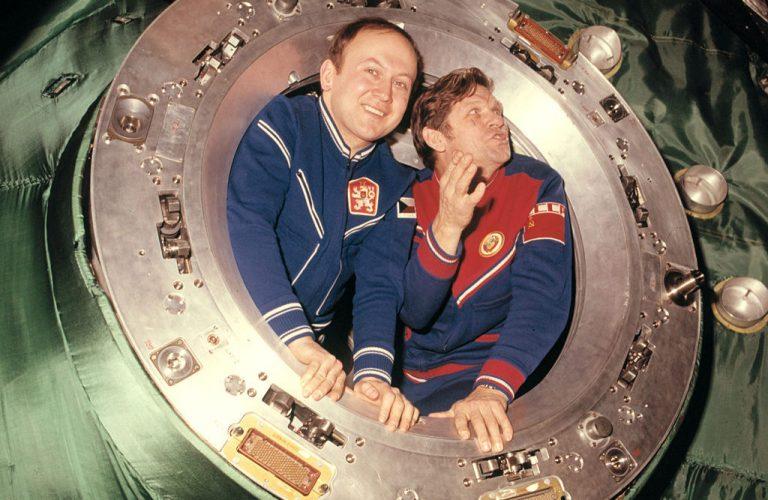 Primo astronauta cecoslovacco ad andare nello spazio, Vladimír Remek
