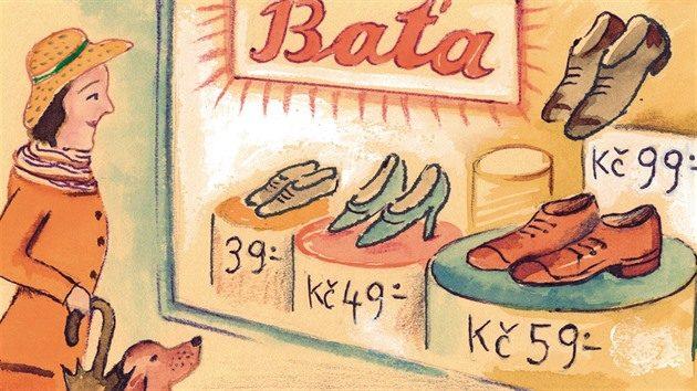La fabbrica di scarpe Bata ha avuto origine a Zlin ed è una delle più conosciute a livello mondiale