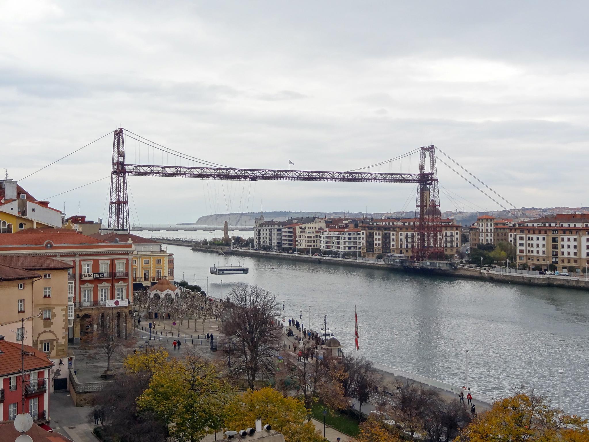 Puente Vizcaya & Portugalete
