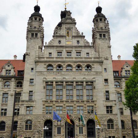 lipsia nuovo municipio