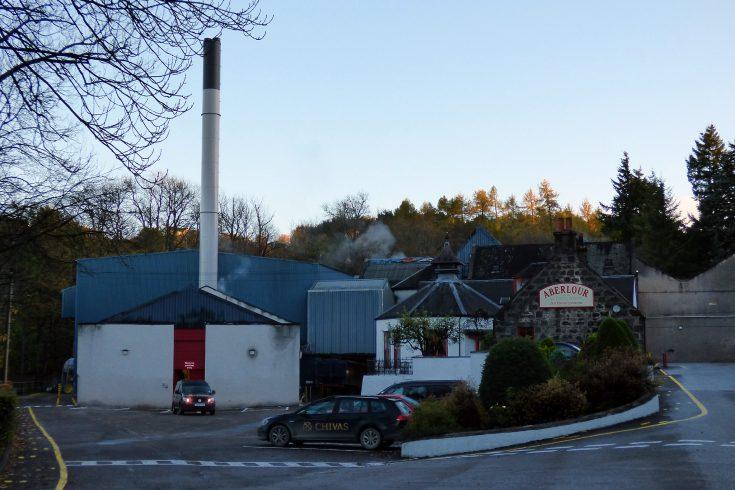 aberlour distillery