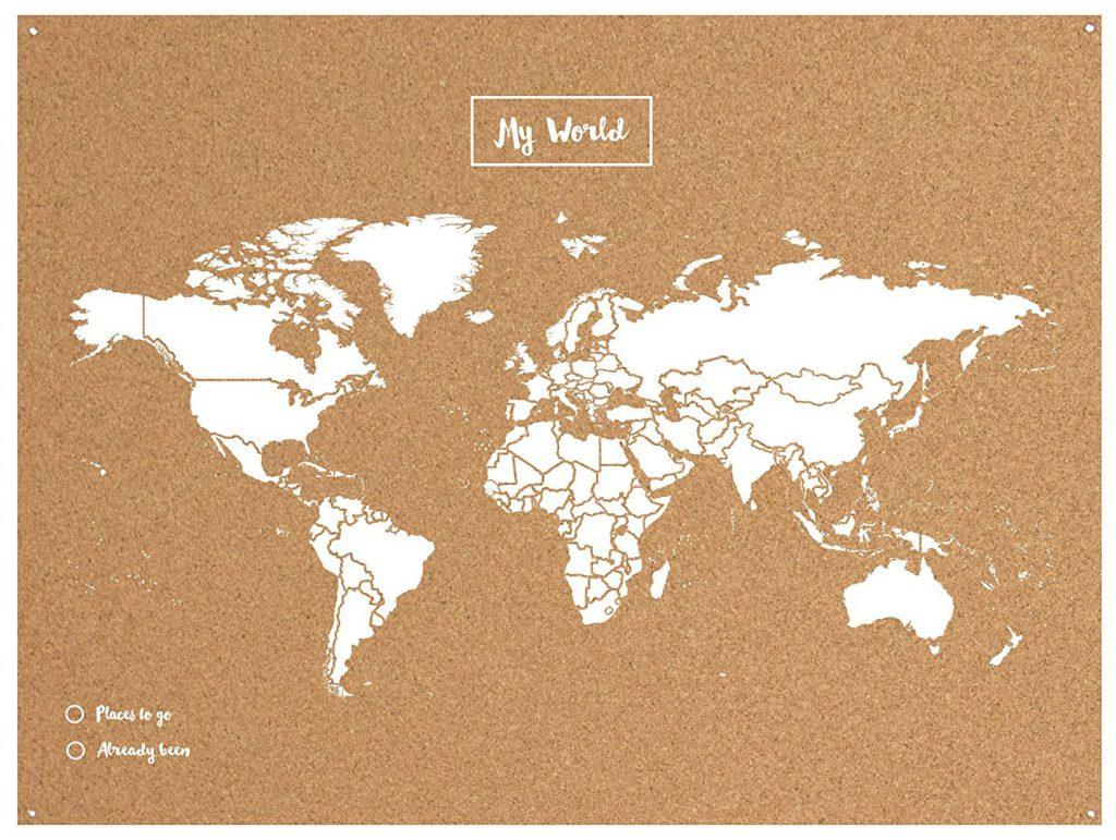 cork map