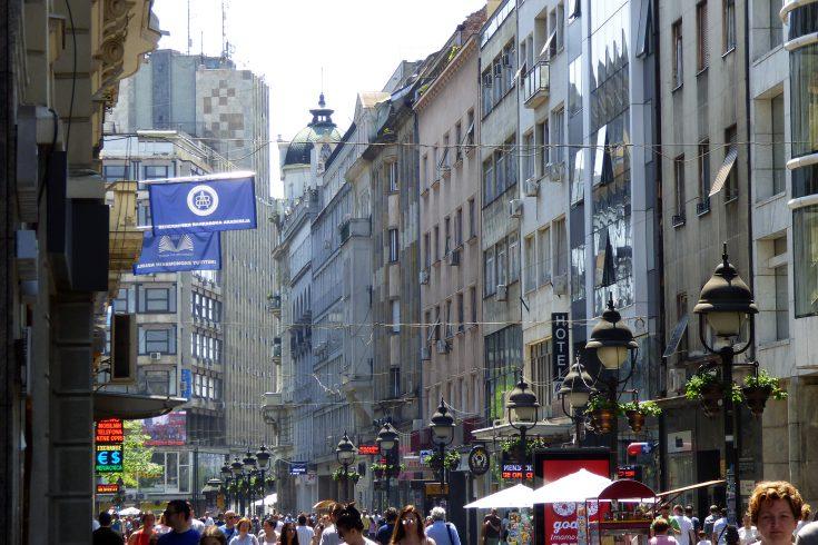 organizzare un viaggio a belgrado