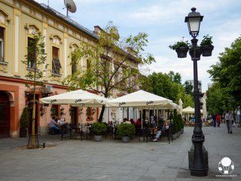 Zemun è tra i quartieri più eleganti di Belgrado