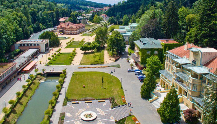 luhasovice terme repubblica ceca