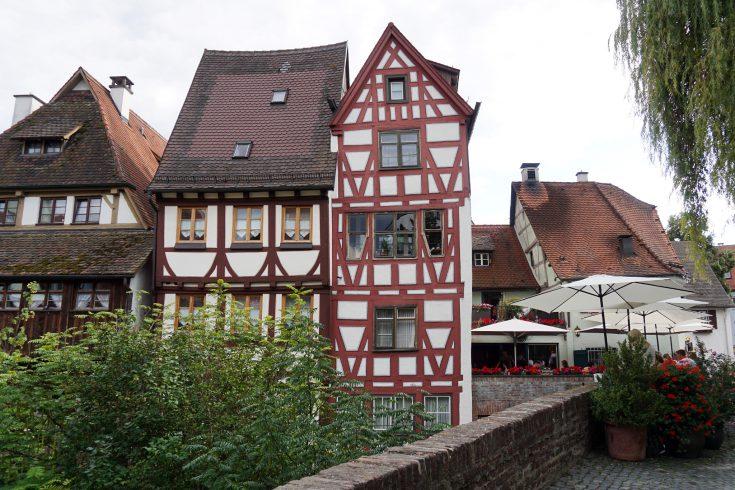 ulm germania ulma città medievale