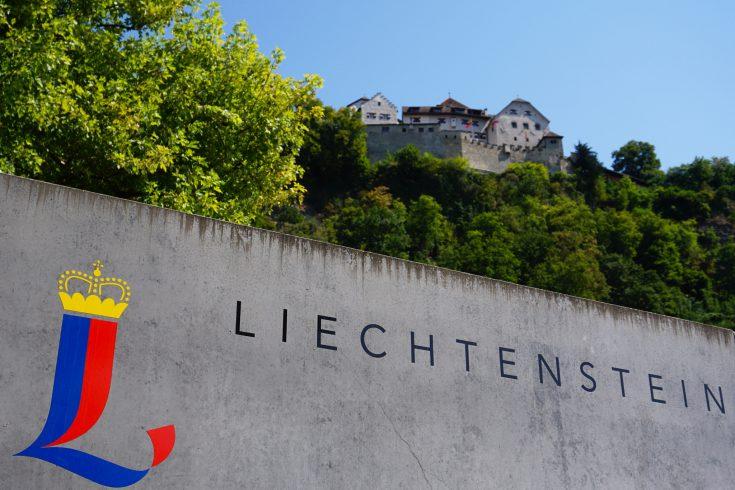 vaduz granducato liechtenstein castello