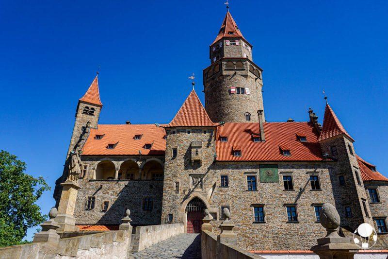 Castello di Bouzov, Repubblica Ceca