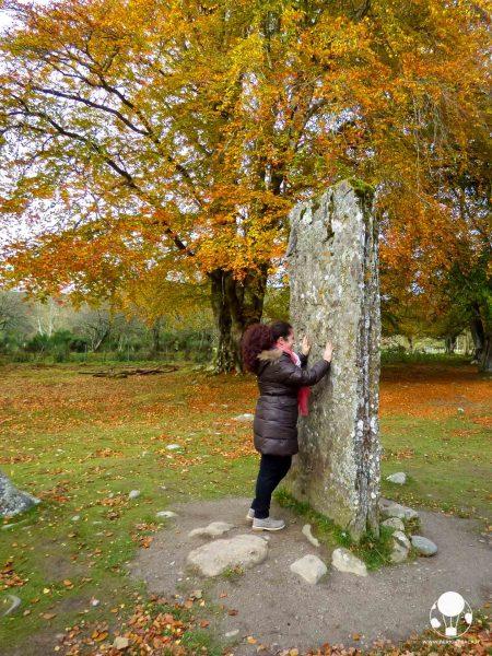 clava cairn sito preistorico cerchio di pietre scozia ispirazione outlander
