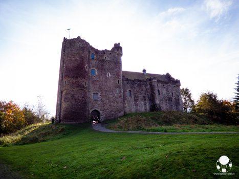 outlander trono di spade doune castle grande inverno castle leoch