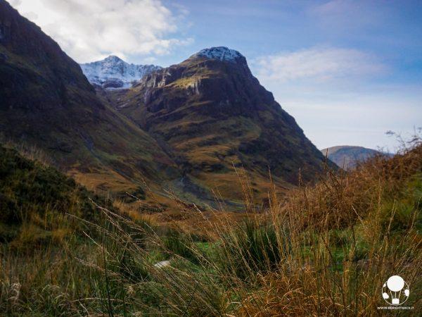 scozia meravigliosa valle glencoe three sisters
