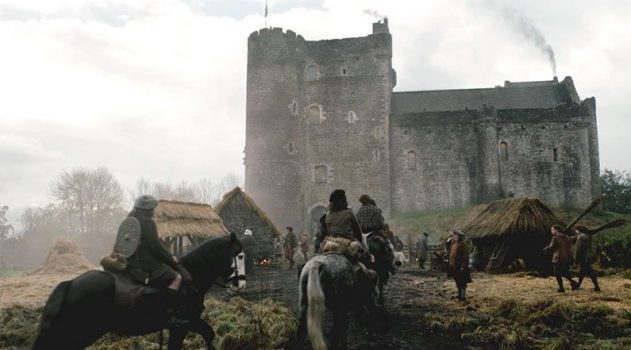 location di Outlander in Scozia