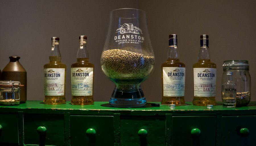 Deanston distillery distilleria Doune distillatori