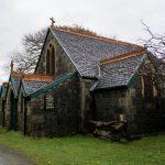 Isola of Mull Lochbuie scozia chiesa