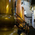 Isola di Mull scozia Tobermory distillery distillatori