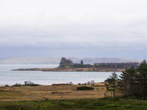 isle of mull duart castle scozia