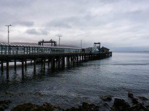 Isola di Mull terminal traghetti Craignure scozia