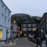 oban main street scozia McCaig's Tower colosseo