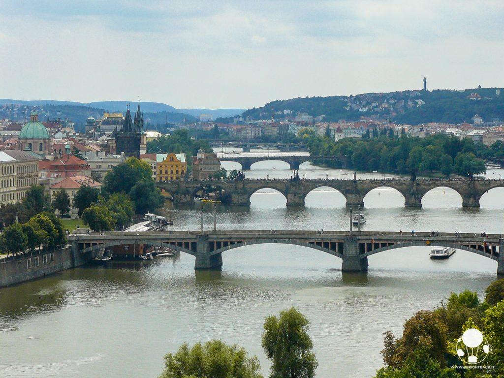panorama ponti moldava da parco letna sparta