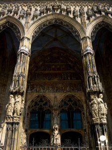 ulma germania porta duomo gotico genesi