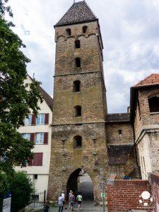 torre macellaio ulma marktplatz pendente