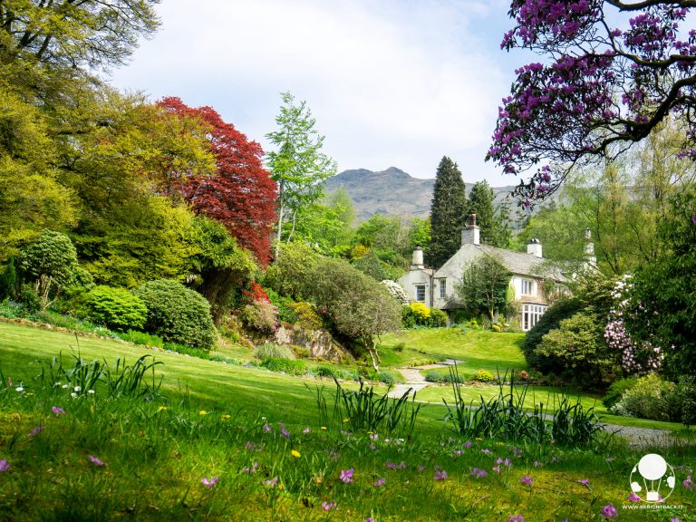 william wordsworth romanticismo inglese poeta cottage rydal mount