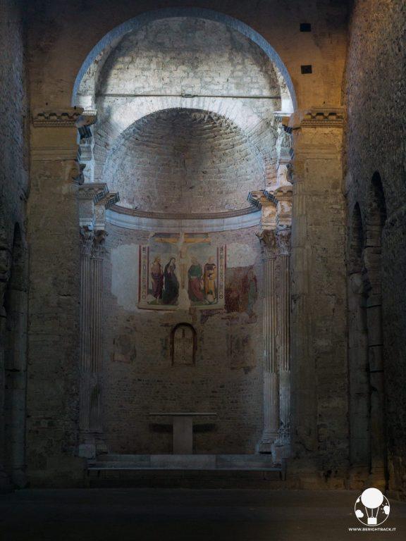 spoleto cittadina unesco patrimonio longobardo