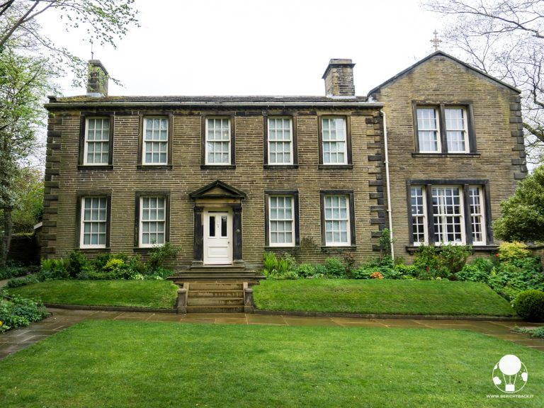 haworth west yorkshire casa museo emily charlotte anne bronte esterno