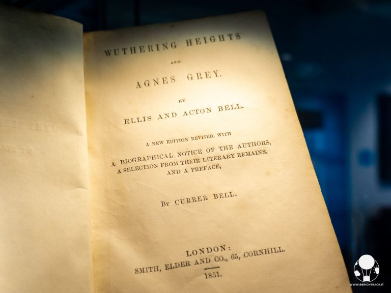 ellis acton currer bell pseudonimi sorelle bronte edizione cime tempestose wuthering heights