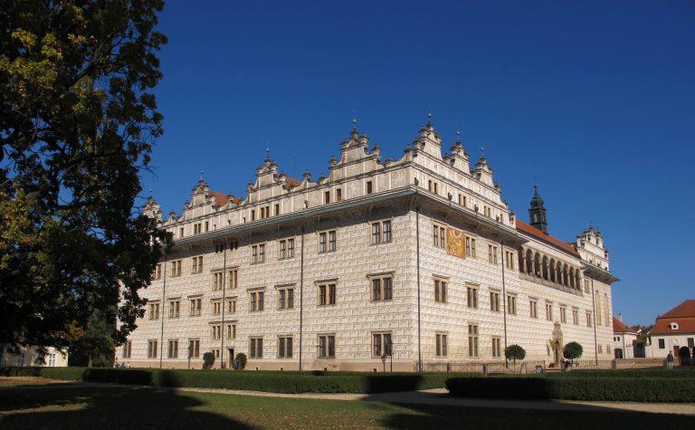 litomysl palazzo stile italiano repubblica ceca unesco