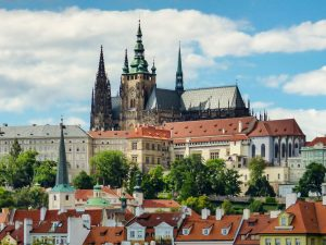 Castello di Praga sito unesco centro storico repubblica ceca