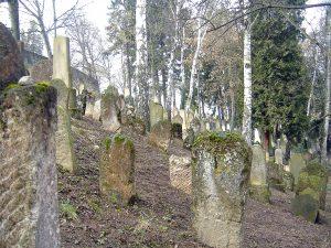Cimitero ebraico quartiere trebic moravia sito unesco