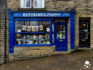 negozi main street haworth libreria hatchard & daughters