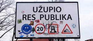 repubblica indipendente uzupio monnalisa